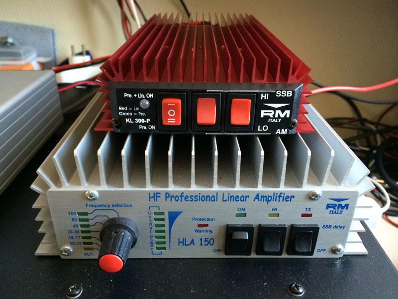 RM HLA 150 with the RM KL300P