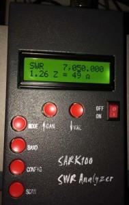 SARK100 turned on
