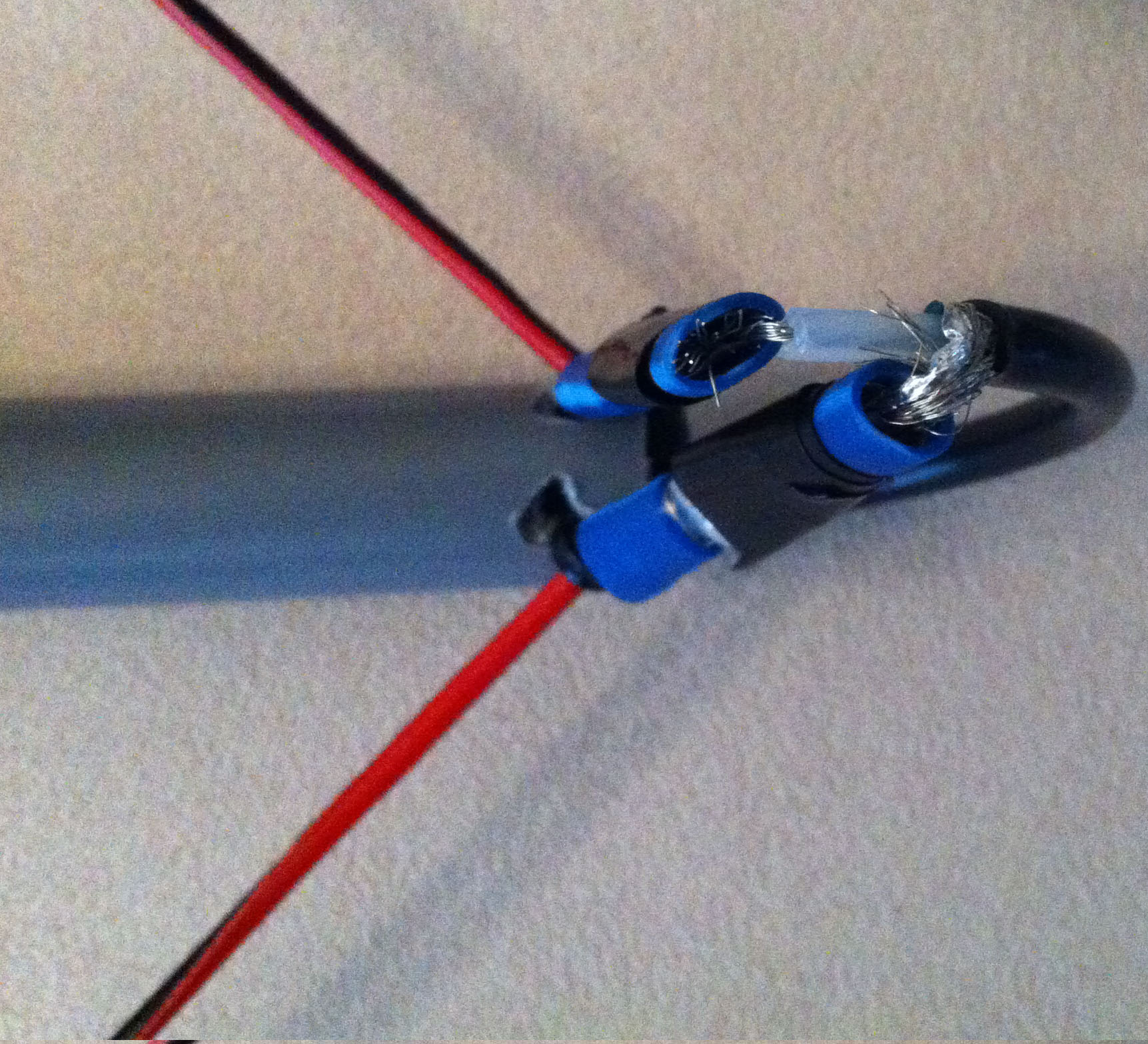 Homebrew arrow antenna 2m apologise, but