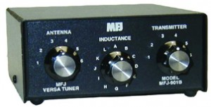 MFJ-901B Manual Tuner