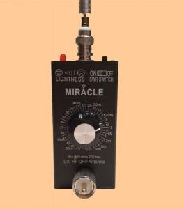 Miracle Whip Antenna - PA1CA