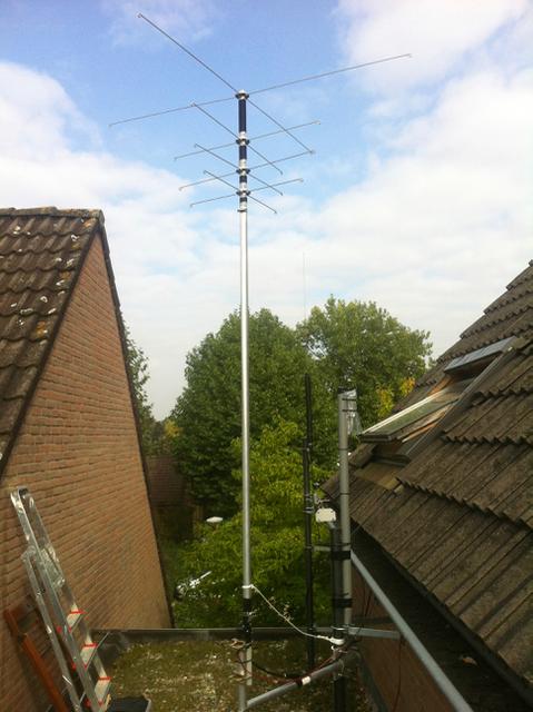 The Coat Hanger Antenna